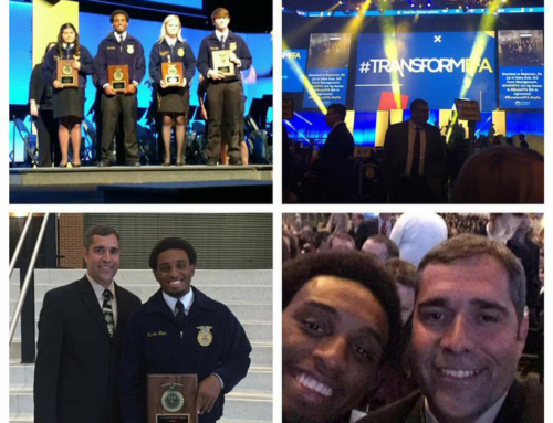South Dade Agriscience Grad In Top 4 at FFA