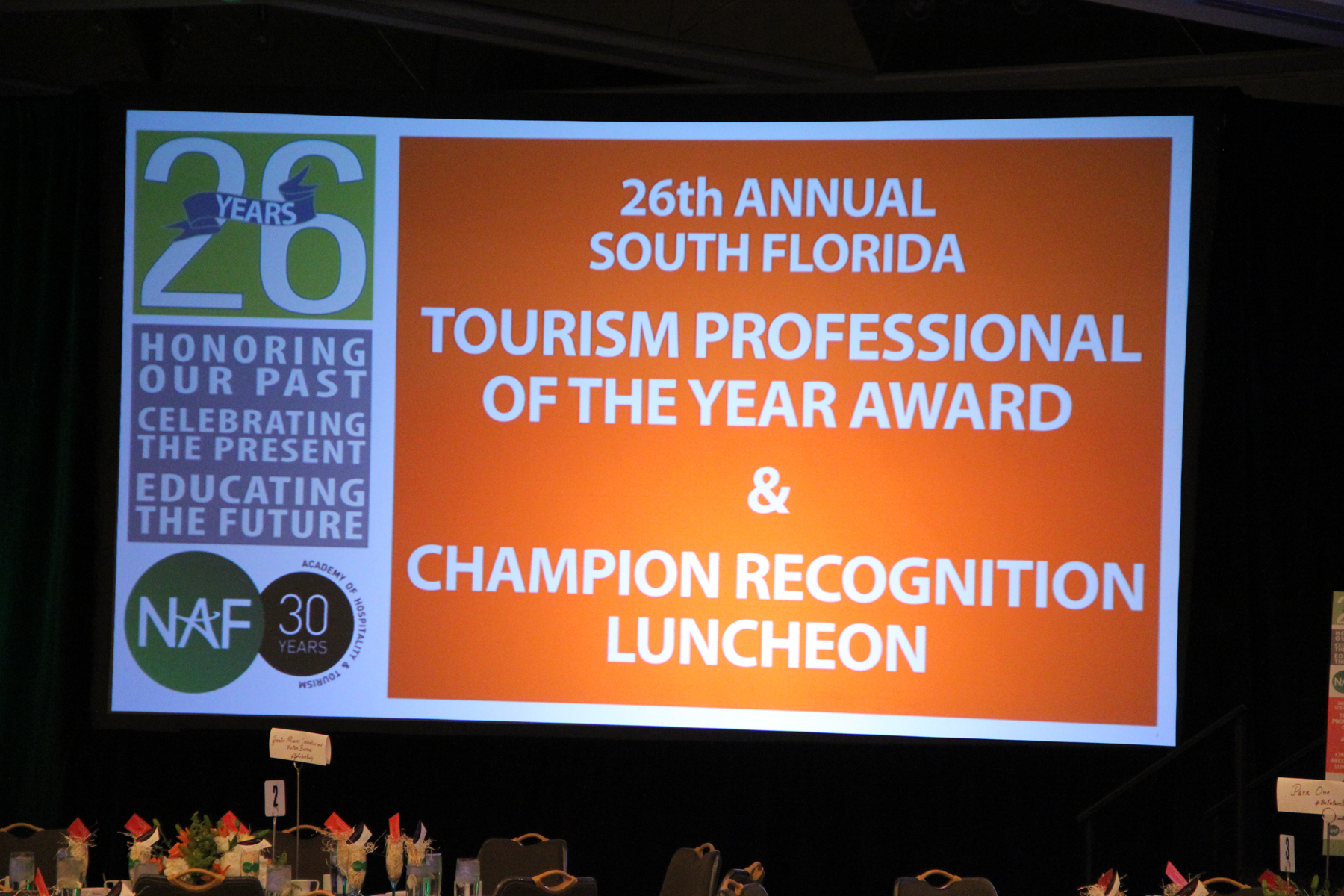hospitality tourism miami dade career technical education 2016 annual hospitality tourism luncheon