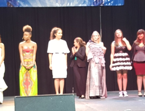 Student Fashion Designers Show at 2017 Youth Fair