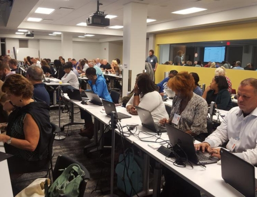 M-DCPS Educators Trained by Lenovo on Building Apps