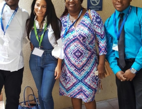 Culinary Students Shine at the Better Food Movement Conference