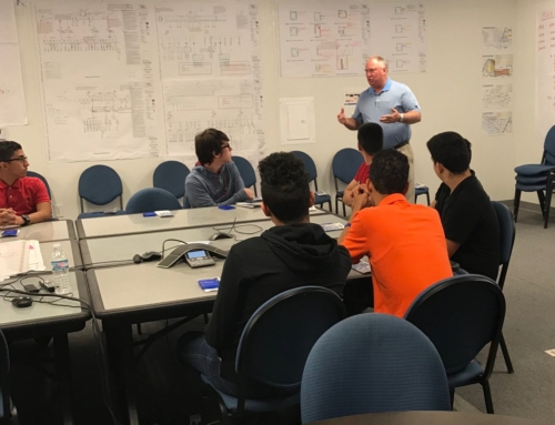 Pre-Apprenticeship Students Visit Turner Construction Cleveland Clinic Project