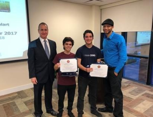 Students Win Congressional App Challenge