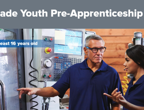 Announcing Pre-Apprenticeship Week Nov. 12-16, 2018
