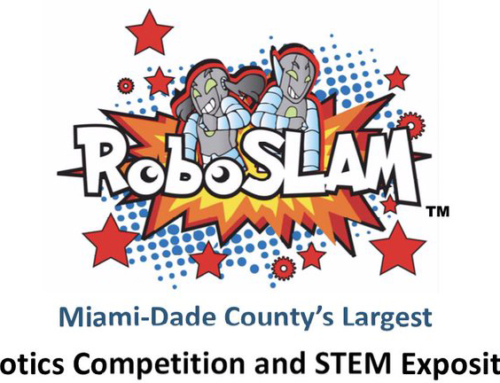 RoboSLAM Huge Success for 3rd Year!