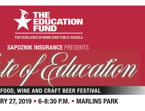 2019 Taste of Education Feb. 27 at Marlins Park