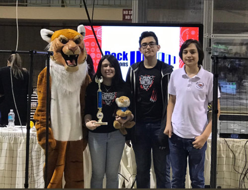 Vex Robotics Competition at the Miami-Dade Youth Fair