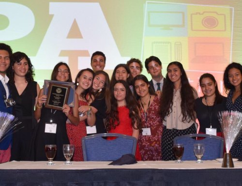 Coral Gables Senior High School Wins 2019 Standout Sunshine Award!!!!