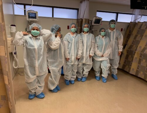 Health Science Students Experience The Life Of A Nurse