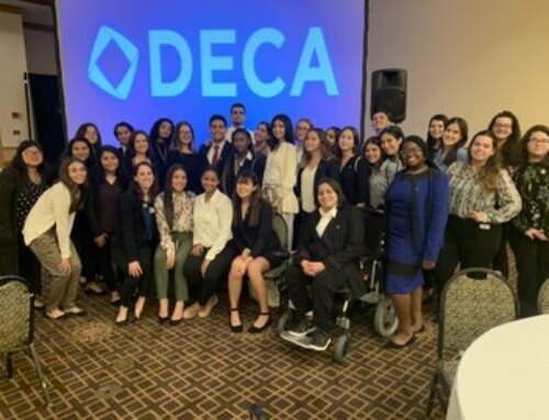 DECA District 10 Leadership Conference