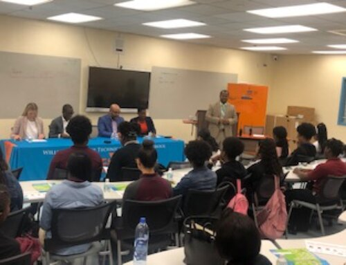 One Community One Goal Career Connections at Turner Tech
